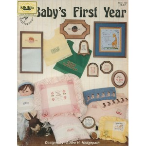 Baby's First Year (BOOK154)