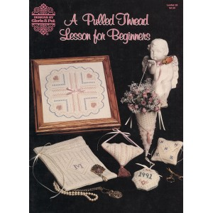 A Pulled Thread Lesson for Beginners (L28)