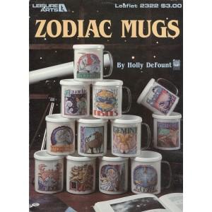 Zodic Mugs (2322LA)