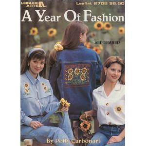 A Year Of Fashion (2708LA)