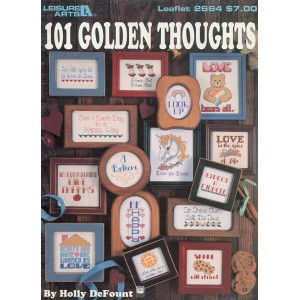 101 Golden Thoughts (2664LA)