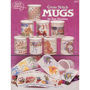Cross Stitch Mugs (3573ASN)