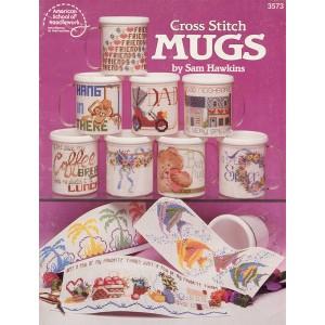 Cross Stitch Mugs (3573ASN)