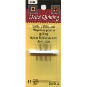 Agulha para Quilting nº12 (3044)