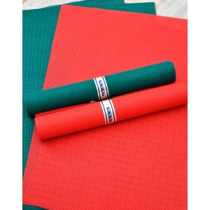 Tela Vinil Verde e Vermelha (30200)