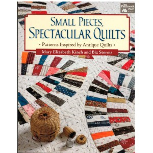 Small Pieces spectacular quilts (B1071)