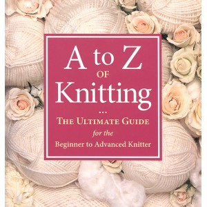 A to Z of knitting (DB981)