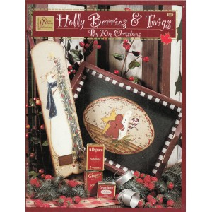 Holly Berries & Twigs (00549)