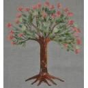 Bordando a Natureza - Árvores (06/06)