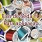 Linhas de Seda para Aplicação - YLI