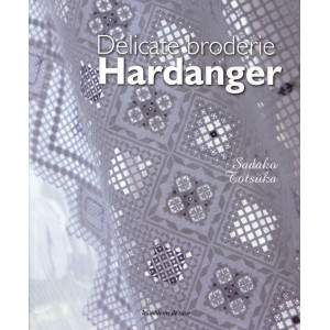 Delicate broderie Hardanger (522975)