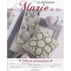 Livro Délices Printaniers (Marie & Cie Vol.10) 533414