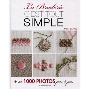 Livro La Broderie C'est Tout Simple (532219)