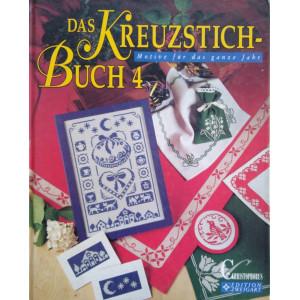Livro Das Kreuzstitch-Buch 4 (532362)