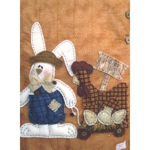 Apostila Easter eggs. (C&LB011)