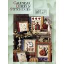 Calendar Quilts & Stitcheries (511B)