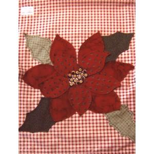 Apostila Christmas flower (capa cadeira) (C&LC017)