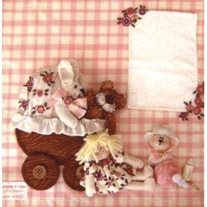 Apostila Baby Girl (C&LS004)