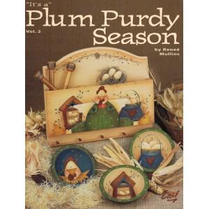 It's Plum P.Season (02444)