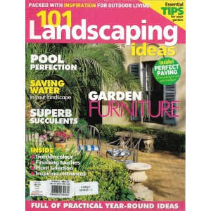 101 Landscaping Ideas