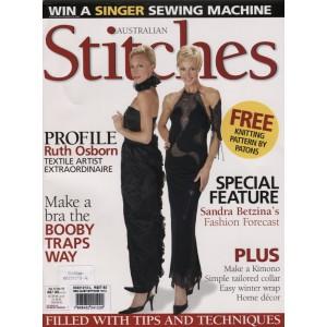 Australian Stitches vl 12/12