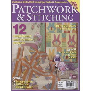 Patchwork Stitching