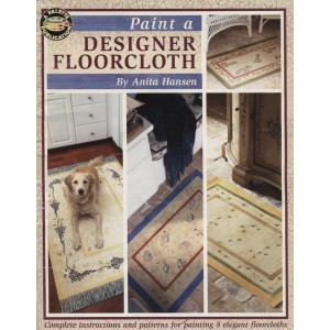 Paint a Designer Floorcloth (22554LA)