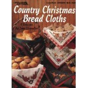 Country Christmas Bread Cloths