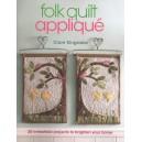 Folk Quilt Apliqué