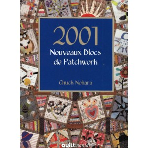 2001 Nouveaux Blocs de Patchwork (182353)