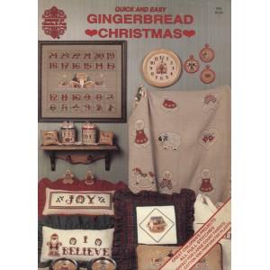 Gingerbread Christmas (B95)