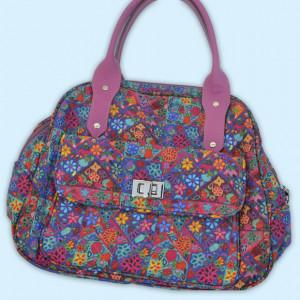 Bolsa Floral Kikikits (KKK/257)
