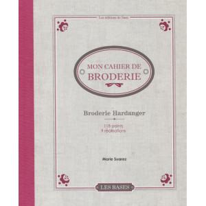 Livro Mon Cahier de Broiderie Hardanger(530048)