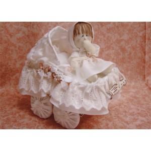 Apostila Bianca - Enfeite para Maternidade (C&LE008)